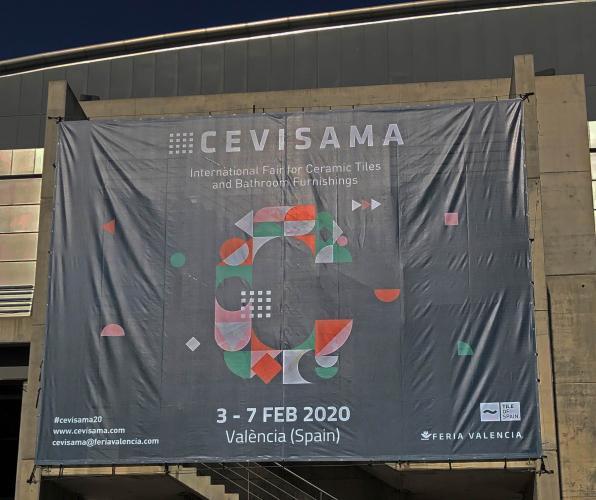 西班牙CEVISAMA磁磚展2019( PART1.公用空間&客廰篇)
